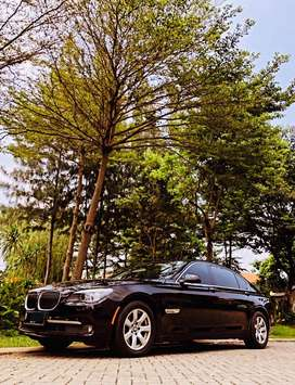 730 LI well maintained, 2012 registered