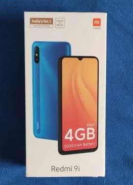 redmi 9i 4gb+64gb & 4+128 all color sealpak & mi9 & Note9 & 9power all