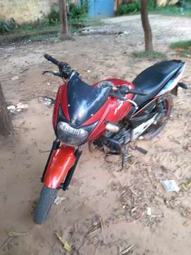 Best bike pulsar 150 full condction