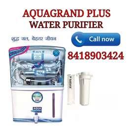 AQUA GRAND  PLUS RO UV+UF+TDS WATER PURIFIER ONLY NEW