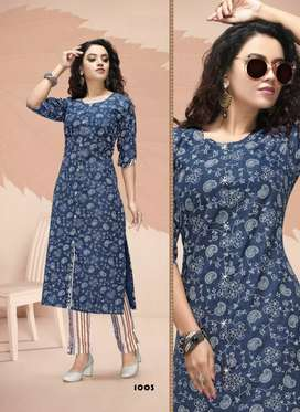 Wholesale and retails of Dress materials for women's and girls