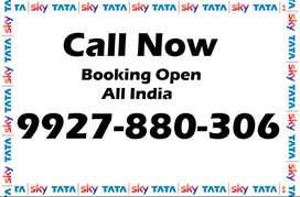 Tata + Sky All india Free Installation