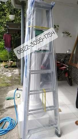 Promo weekend.. tangga aluminium.. stok baru