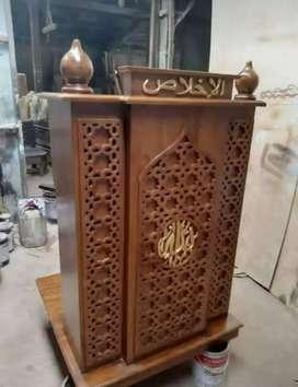 mimbar masjid laris 01