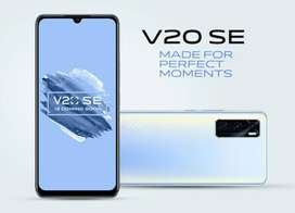 Vivo v20 se brand new only 10 days used