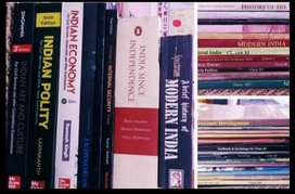 UPSC STANDARD AND NCERT BOOKS