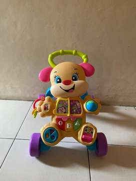 FISHER PRICE BABYWALK