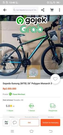 Sepeda Gunung Monarch