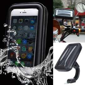 Waterproof Motorcycle 6 Inch Case - Holder Spion