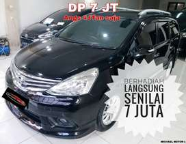 Nissan Grand Livina (DP7) Hws AT 2014/2015 Murah BGT