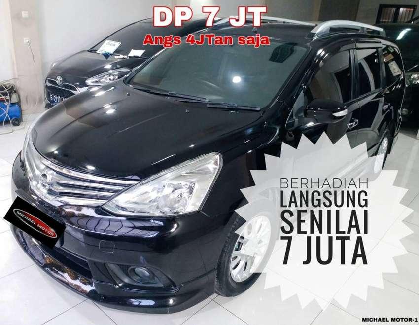 Nissan Grand Livina (DP7) Hws AT 2014/2015 Murah BGT 0