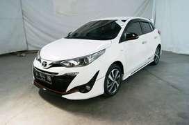 Toyota Yaris Trd sportivo metik.tangan pertama dari baru
