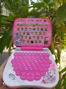 Laptop mainan anak