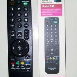 REMOT REMOTE TV LG LCD LED PLASMA MULTI UNIVERSAL CHS L859