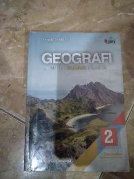 Buku Geografi kls 11