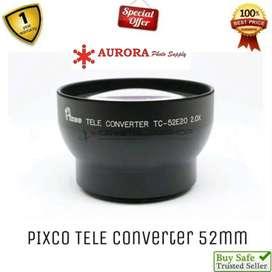 Pixco tele converter 52mm