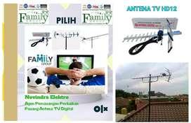 Antena TV dengan Harga Paket Termasuk pasang