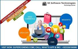 Online Shopping Web Store Design & Development | eCommerce web design