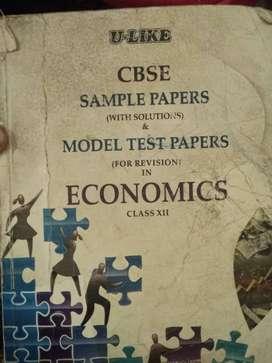 Economic class 12th