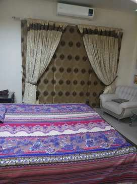 Kanal furnished house for rent in phase 1 bahria Town Islamabad