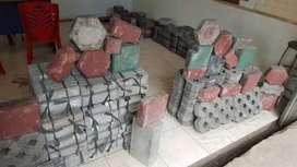 paving block konblock kanstin conblock bata tempel expose terakota