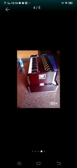 Frist time in olx  harmonium
