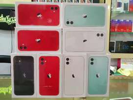 iPhone Xl 128gb green/purple/red/white brand new sealed