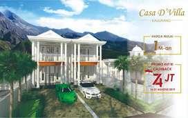 Rumah mewah unit terbatas di dekat UII