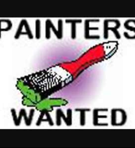 Wanted Painters for compound wall and grill painting