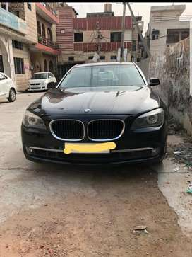 BMW 7 Series 2011 Diesel Well Maintained