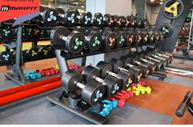 Gym imported dumbbell