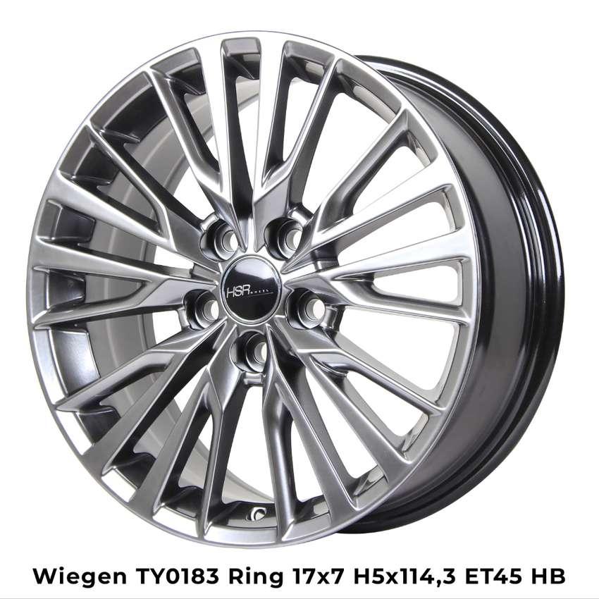 model WIEGEN TY0183 HSR R17X7 H5X114,3 ET45 HB 0