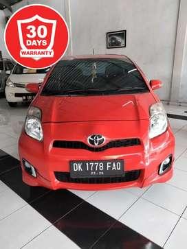 [Lulus Inspeksi] Yaris S Limited 2013  Pajak Baru Service Record