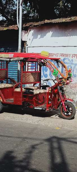 I want to sale my e-rickshaw