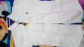 White Shirt new hai XL size