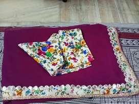 Good looking saree