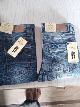 Denim jeans size 30 32 34 36