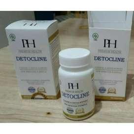Detocline Original - Obat parasit obat pembersih cacing parasit