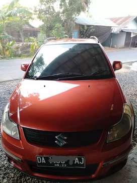 Suzuki X Over Matic Tahun 2007