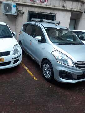 I am having ertiga 7 seater car for outsation all over india msg me