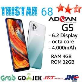Advan G5 ram 4 32gb Resmi