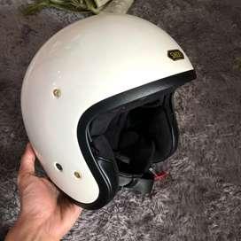 Shoei Jo Original Vespa + Clasic Helm