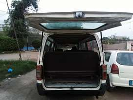 Toyota Hiace 1993 model . Exchange with Hi roof/Toyota hiace/wagnr car