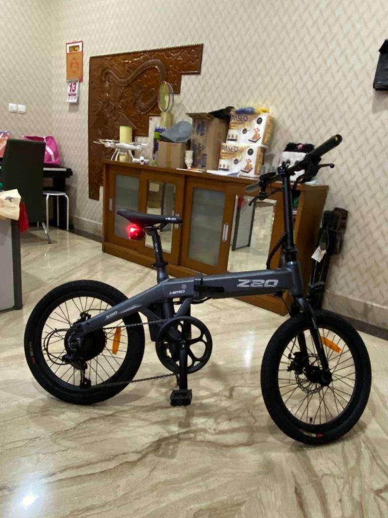 Sepeda lipat listrik HIMO Z20 0