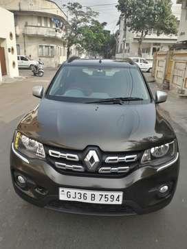 Renault Kwid 1.0 RXL, 2017, Petrol