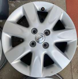 Nissan Stock Mag Wheels 14 inch