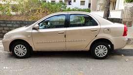 Toyota Etios GD - Harmony Beige - Driven 24300