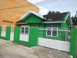Disewakan Rumah Komplek Maskarebet Blok A Palembang