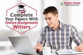 Assignment Writing and Presentation Writing