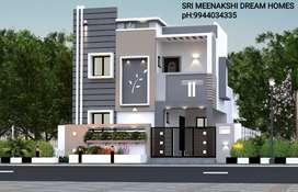 3BHK HOUSE FOR SALE near kovai pudur